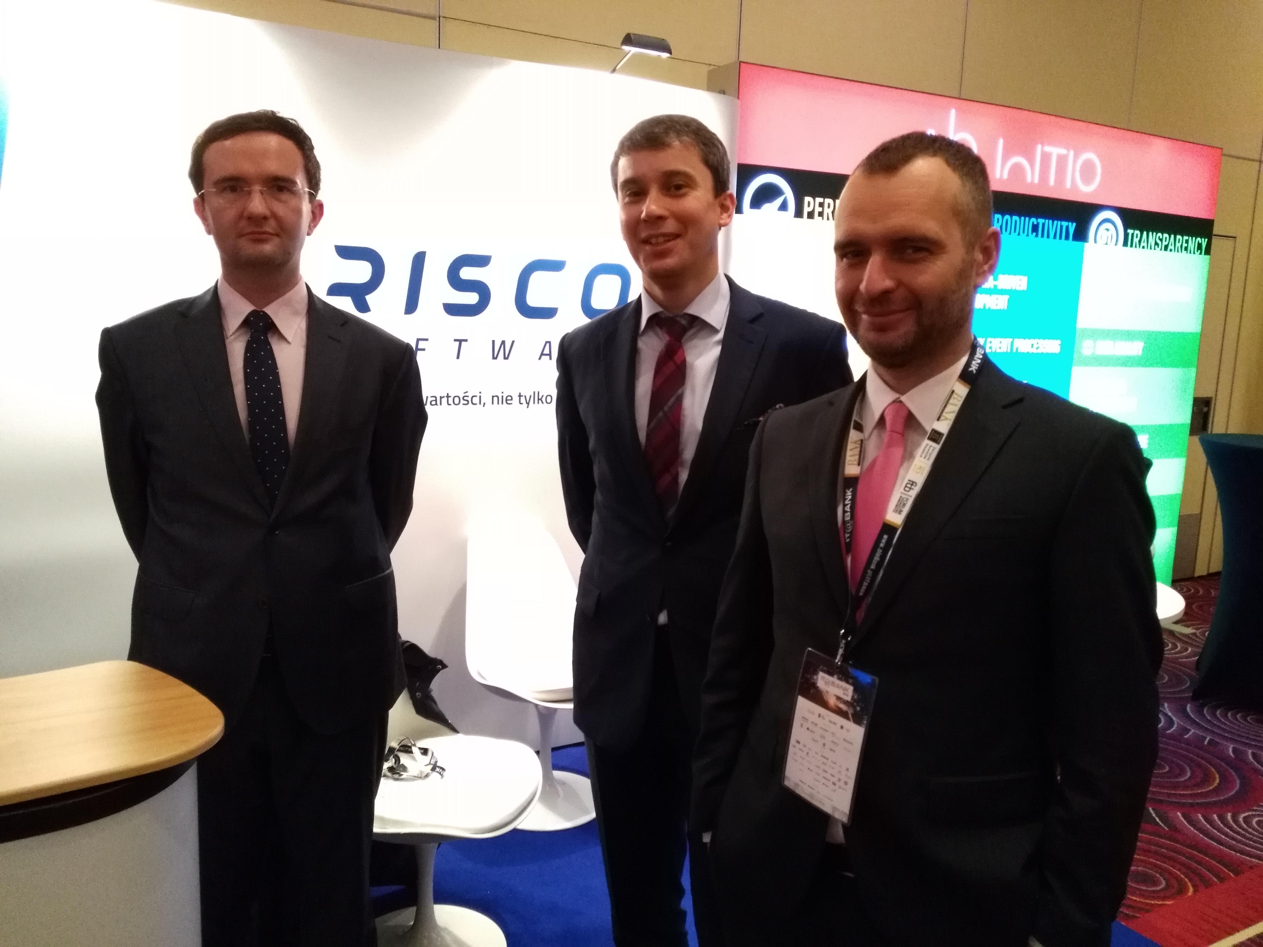 5. miejsce Risco Software w Rankingu IT@Bank za 2016 rok