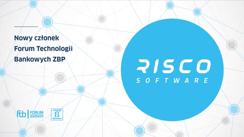 Risco Software członkiem Forum Technologii Bankowych