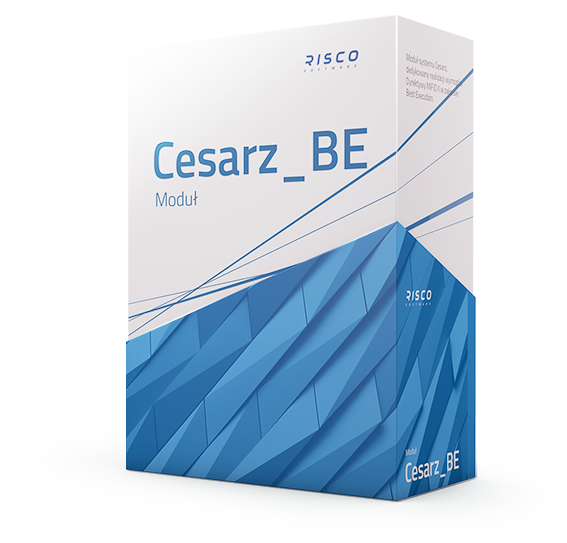 Cesarz_BE - dedicated to the fulfillment of requirements